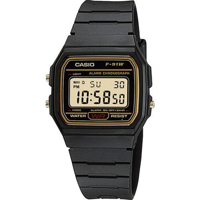 93949403b94 Relógio Casio Vintage F91WG9QDFU