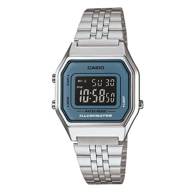 1b71667b5b8 Relógio Casio Vintage LA680WA2BDF