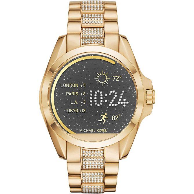 407eab3ffcd Relógio Michael Kors SmartWatch com Cristais Swarovski MKT5002 1DI