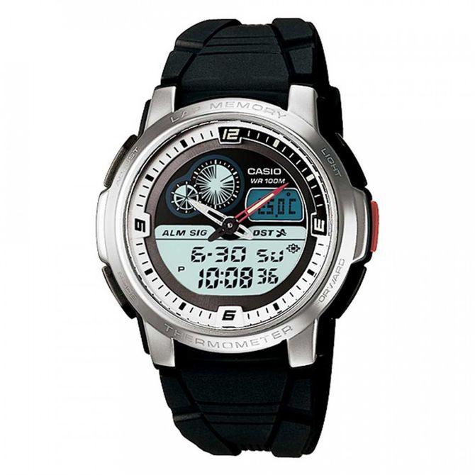 a319d7e5205 Relógio Casio Anadigi Masculino AQF102W7BVDF