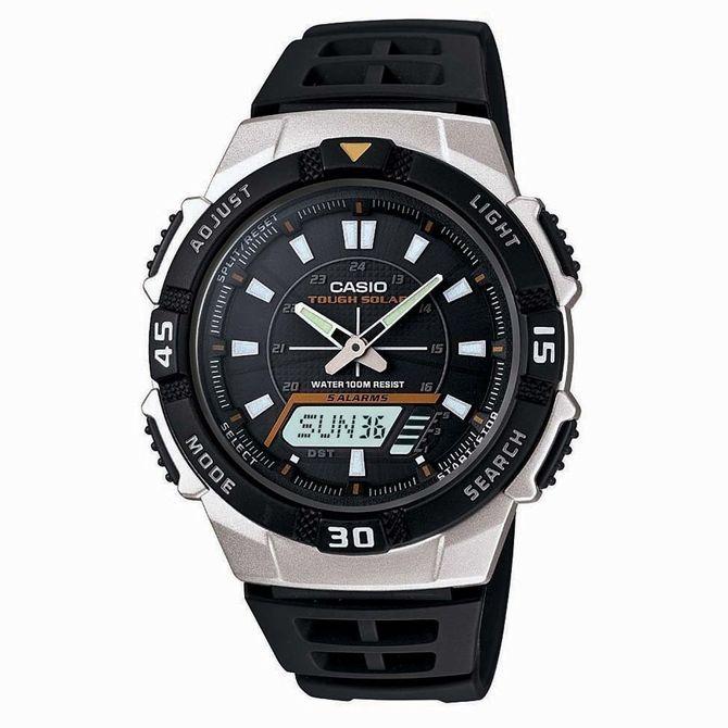 39ab3257741 Relógio Casio Anadigi Masculino AQS800WD1EVDF