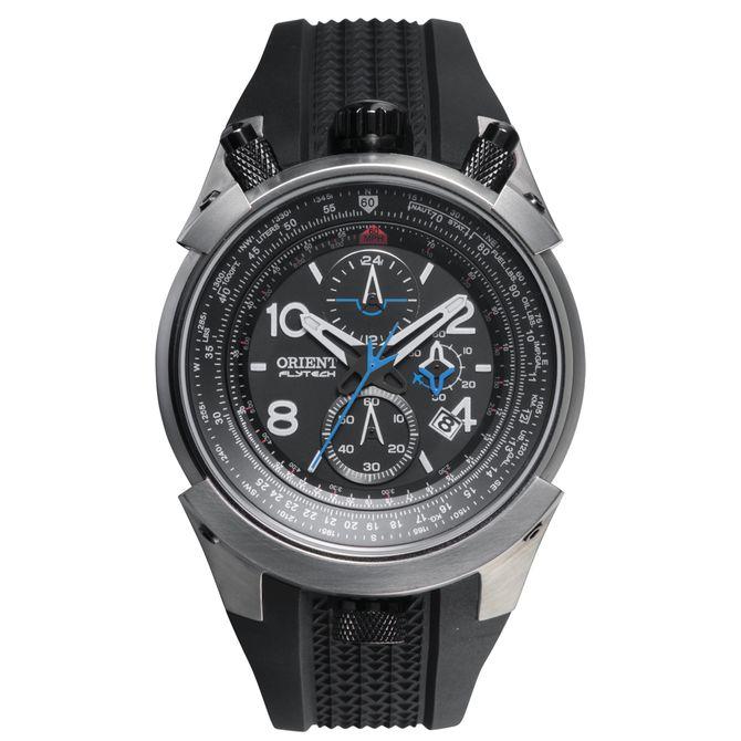 d5763e25382 Relógio Orient Flytech Titânio MBTPC003 P2PX