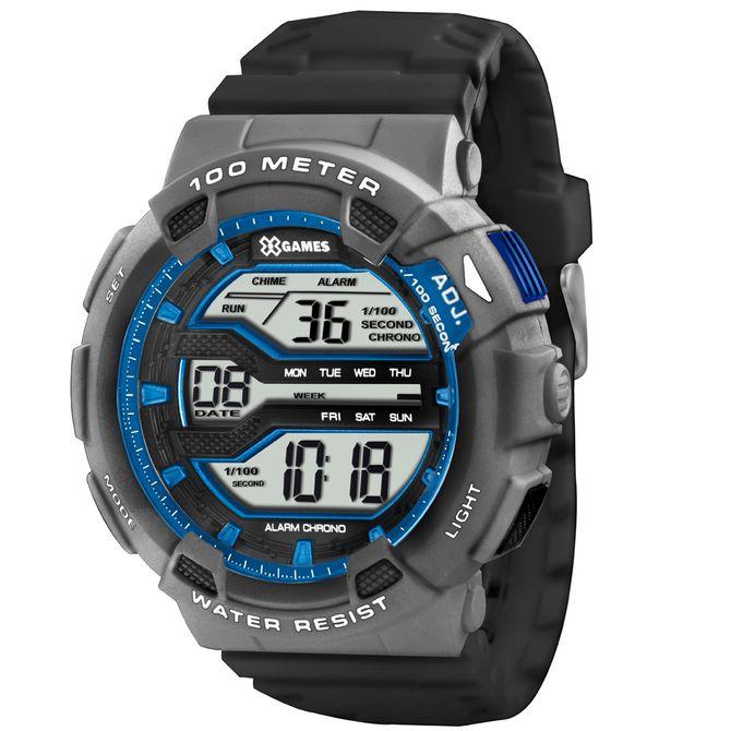 2725f1f65f9 Relógio X-GAMES Masculino XMPPD294 BXGX