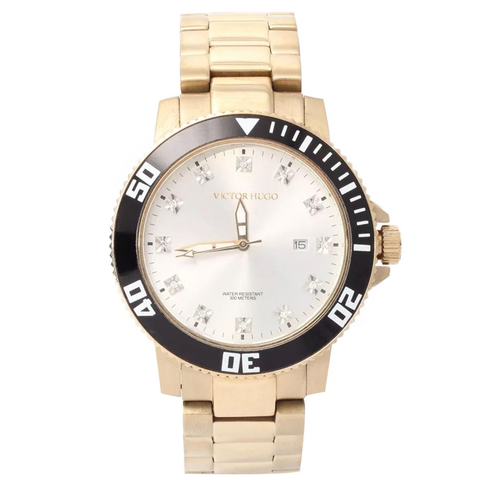 058fb8976 Relógio Victor Hugo Feminino 10109GSG 04M | Omega Dornier - omegadornier
