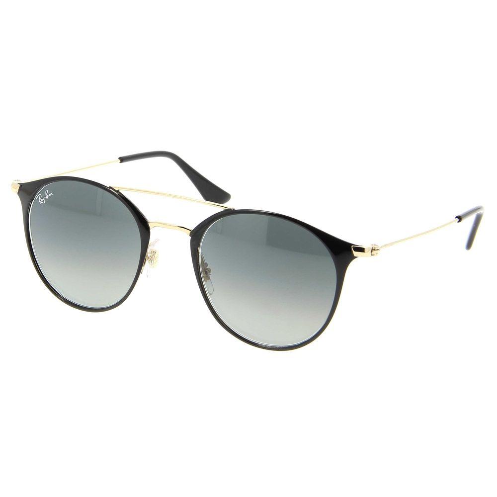 Óculos Ray Ban Round Blazer RB3546 187 71 52 - omegadornier 75e8d9c318