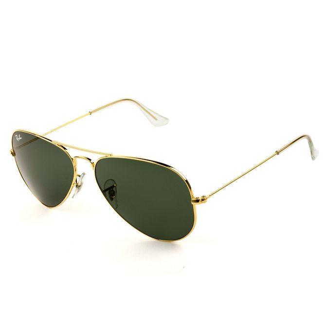 6058132a06416 Óculos Ray-Ban Aviador RB3026L L2846 62