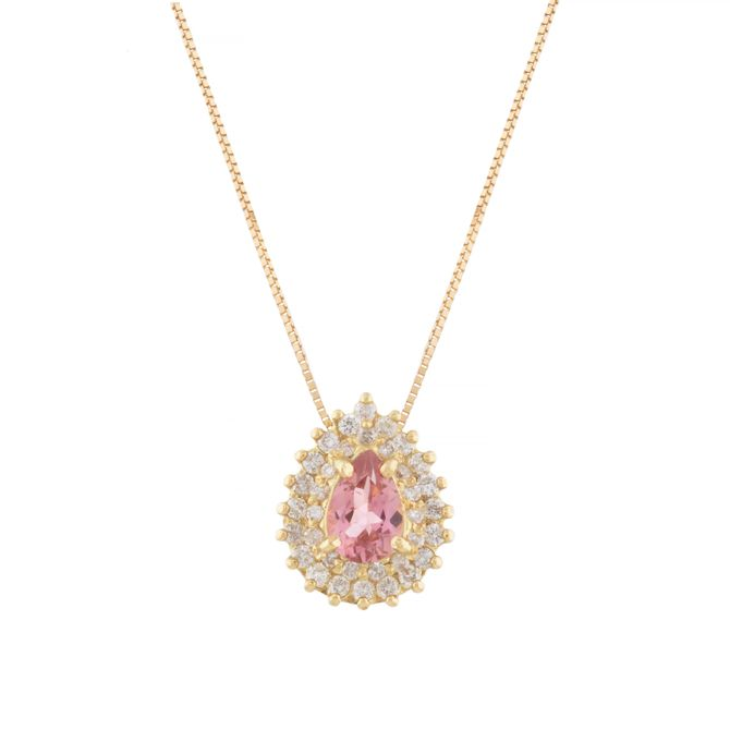 gargantilha-ouro-18k-750-gota-turmalina-rosa
