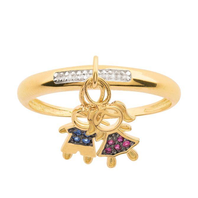 anel-casal-ouro-18k-750-safira-sintetica-e-rubi-sintetico
