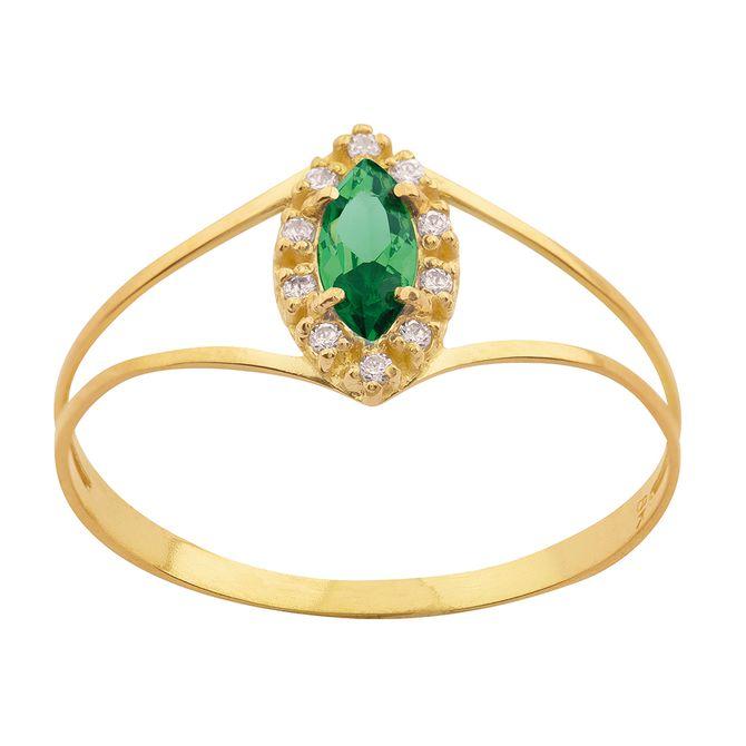 anel-formatura-ouro-18k-750-esmeralda-sintetica-e-zirconia