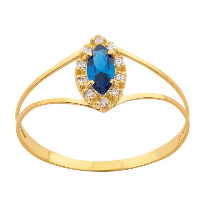 anel-ouro-18k-750-formatura-safira-sintetica-e-zirconia