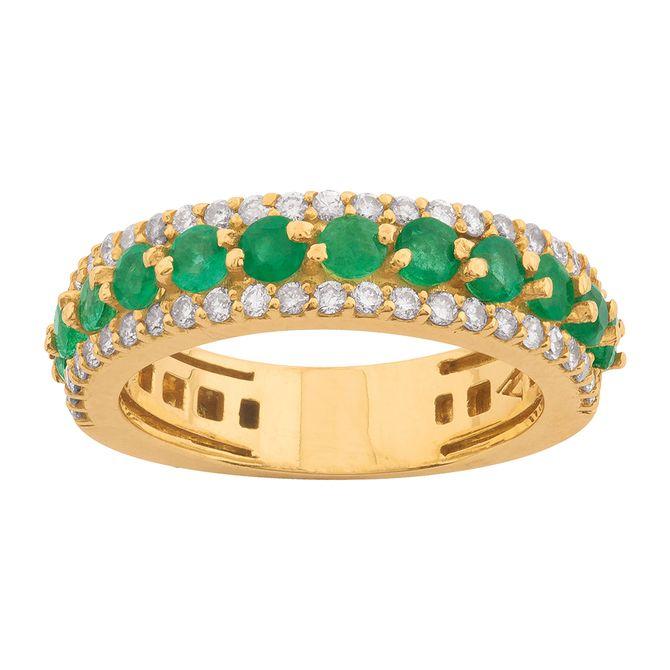 anel-quadrado-com-esmeralda-e-diamante-ouro-18k-750