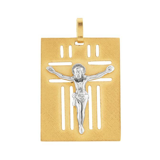 pingente-placa-cristo-bicolor-ouro-18k-750