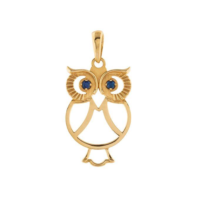 pingente-coruja-com-safiras-ouro-18k-750