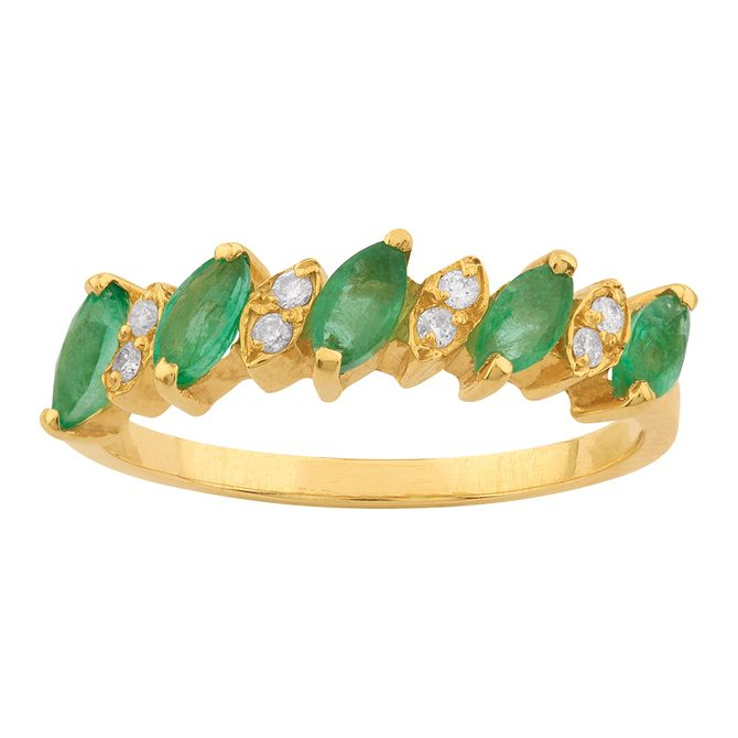 meia-alianca-de-diamantes-e-esmeralda-ouro-18k-750