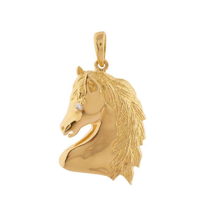 pingente-cavalo-com-diamante-ouro-18k-750