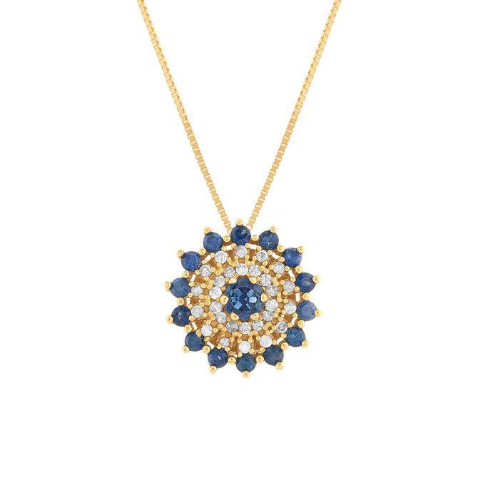 gargantilha-redonda-com-safira-e-diamante-ouro-18k-750
