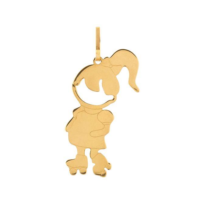 pingente-menina-cabelo-amarrado-ouro-18k-750