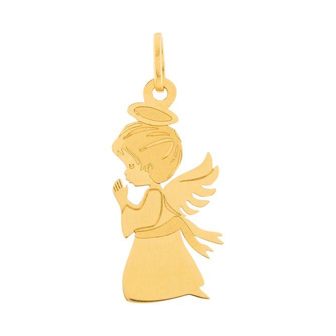 pingente-anjinho-fosco-e-liso-ouro-18k-750