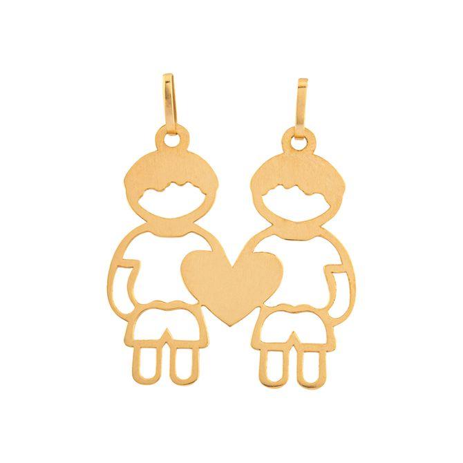 pingente-dois-meninos-coracao-ouro-18k-750