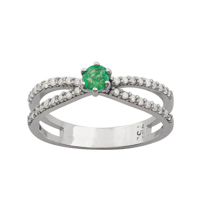 anel-solitario-esmeralda-com-diamantes-ouro-branco-18k-750
