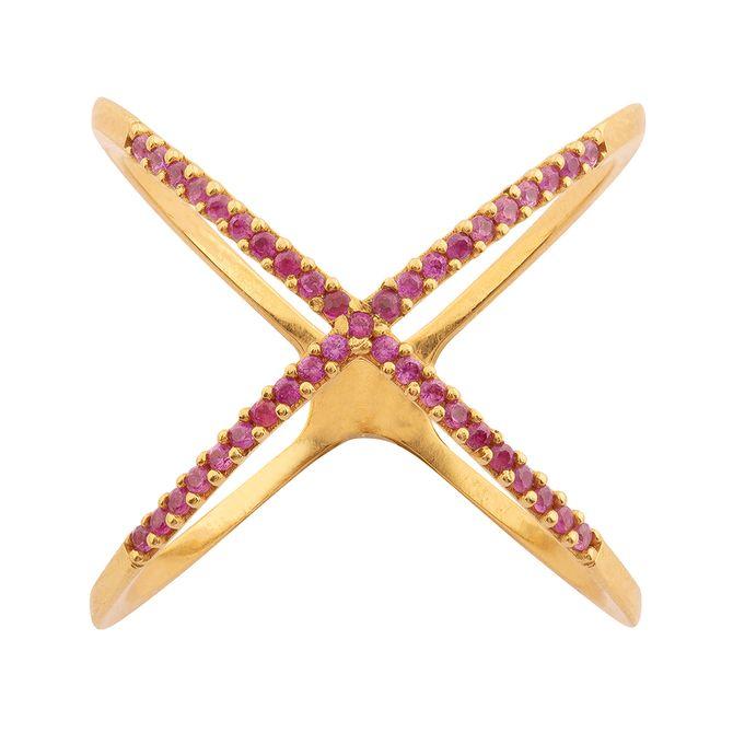 anel-x-com-rubis-ouro-18k-750