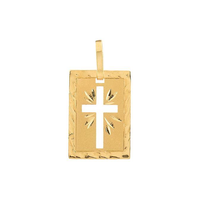 pingente-placa-cruz-fosco-e-liso-ouro-18k-750